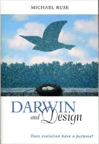 Darwin and Design: Does Evolution Have a Purpose? 9780674010239