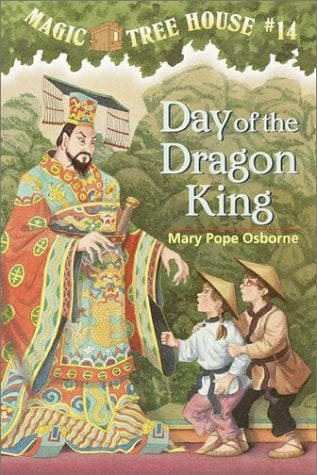 Day of the Dragon King 9780679890515