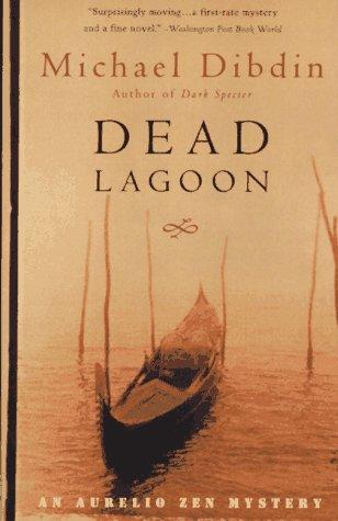 Dead Lagoon: An Aurelio Zen Mystery 9780679753117