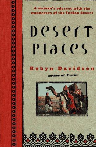 Desert Places 9780670840779