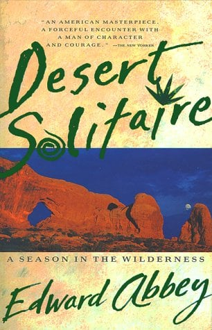 Desert Solitaire 9780671695880