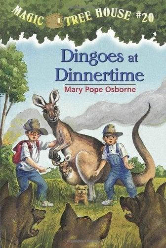 Dingoes at Dinnertime 9780679890669