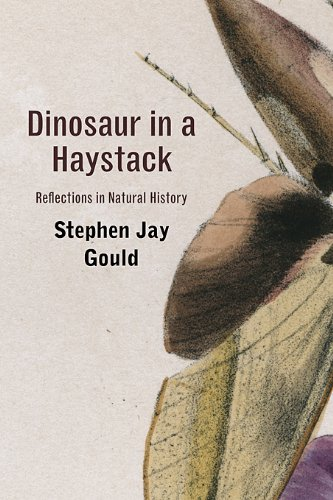 Dinosaur in a Haystack: Reflections in Natural History 9780674061606