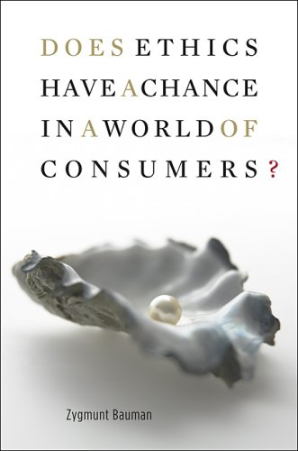 Does Ethics Have a Chance in a World of Consumers? 9780674033511