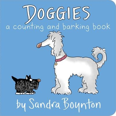 Doggies: A Counting and Barking Book 9780671493189