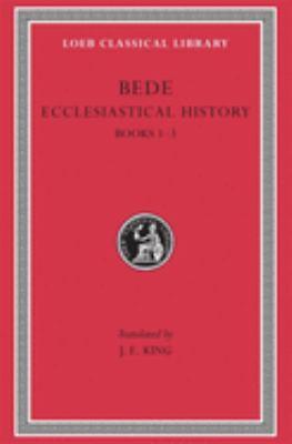 Ecclesiastical History, Volume I: Books 1-3 9780674992719