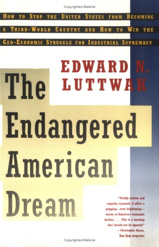Endangered American Dream 9780671896676