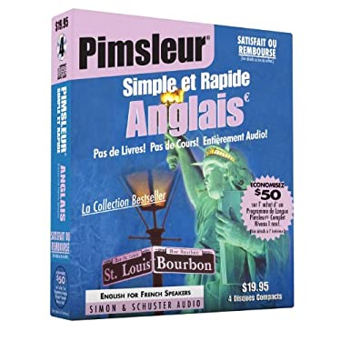 English for French, Q&s: Learn to Speak and Understand English for French with Pimsleur Language Programs 9780671776312