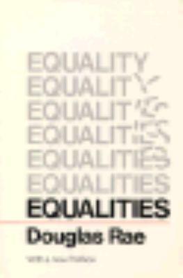 Equalities 9780674259812