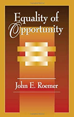Equality of Opportunity: , 9780674259911