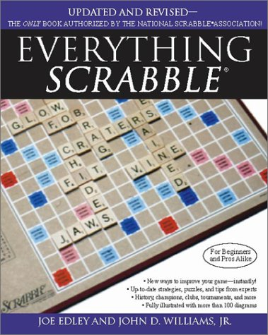 Everything Scrabble 9780671042189