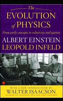 Evolution of Physics 9780671201562