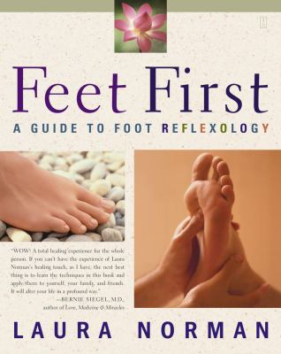 Feet First: A Guide to Foot Reflexology 9780671634124