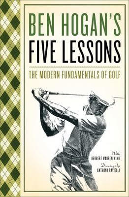 Five Lessons: The Modern Fundamentals of Golf 9780671612979