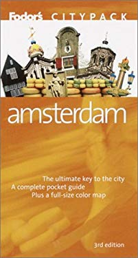 Fodor's Citypack Amsterdam, 3rd Edition 9780676901641