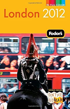 Fodor's London 2012 9780679009283