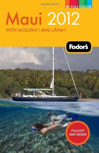 Fodor's Maui: With Moloka'i and Lana'i 9780679009290