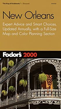 Fodor's New Orleans [With Rand McNally Map]