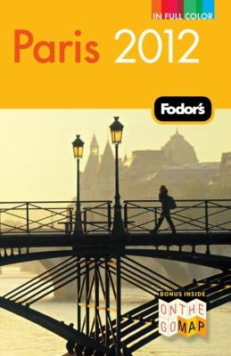 Fodor's Paris 9780679009313