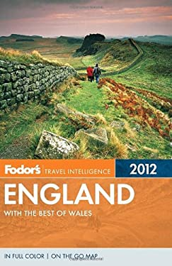Fodor's England [With Map] 9780679009528