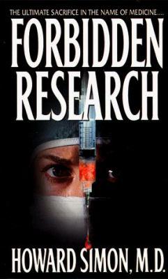 Forbidden Research 9780671021849