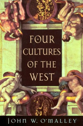 Four Cultures of the West 9780674021037