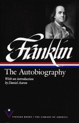 Franklin: The Autobiography 9780679726135