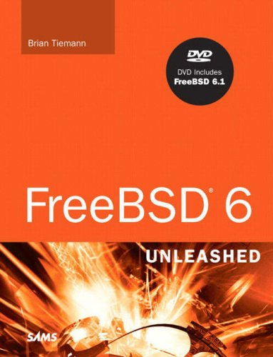 FreeBSD 6 Unleashed [With DVD] 9780672328756