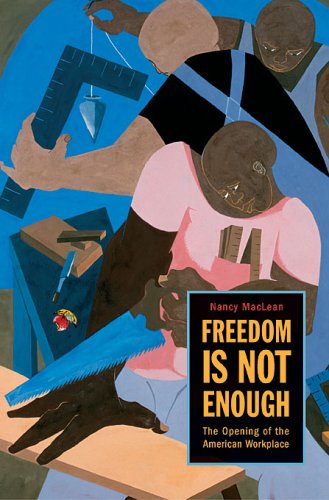 Freedom Is Not Enough: The Opening of the American Workplace 9780674019096