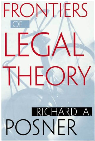 Frontiers of Legal Theory 9780674004856
