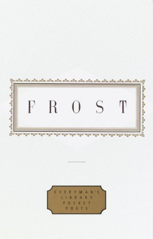 Frost: Poems 9780679455141