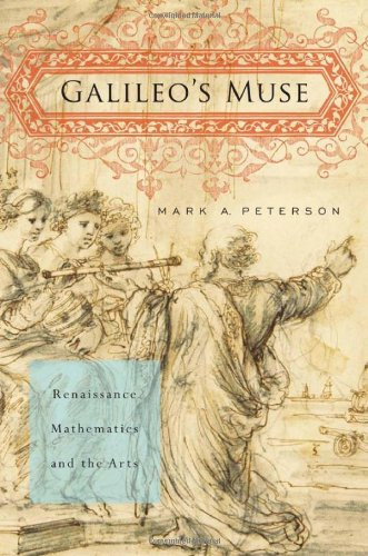 Galileo's Muse: Renaissance Mathematics and the Arts 9780674059726