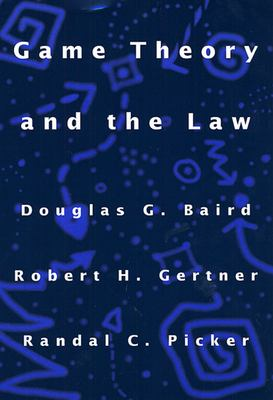 Game Theory and the Law 9780674341111