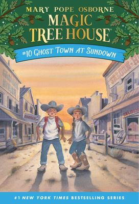 Ghost Town at Sundown 9780679883395