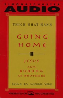 Going Home: Jesus and Buddha as Brothers 9780671046590