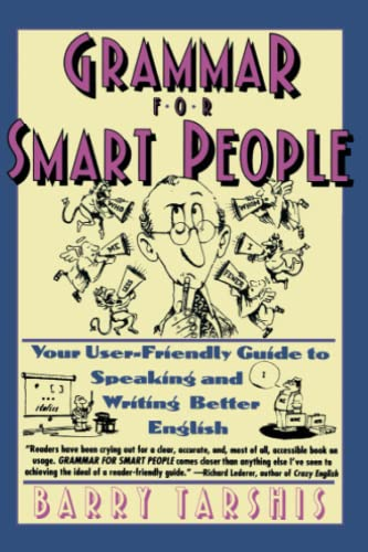 Grammar for Smart People 9780671750442