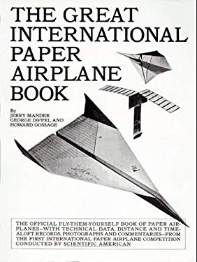 Great International Paper Airplane Book 9780671211295