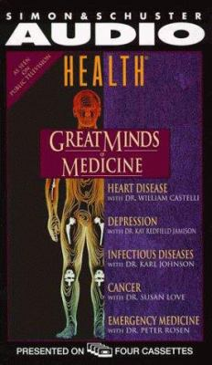 Great Minds of Medicine: With Health Magazine 9780671047238