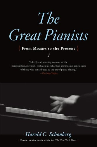 Great Pianists 9780671638375