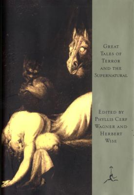 Great Tales of Terror and the Supernatural 9780679601289
