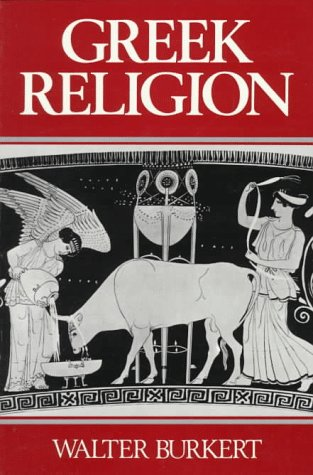 Greek Religion 9780674362819