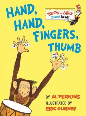 Hand, Hand, Fingers, Thumb 9780679890485