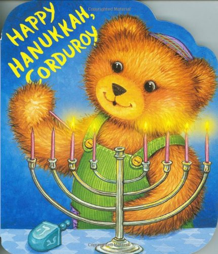 Happy Hanukkah, Corduroy 9780670011278