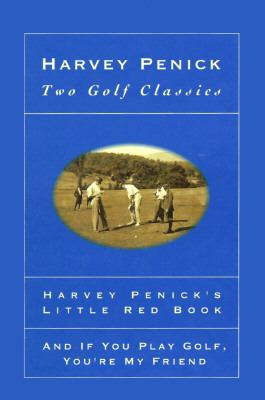 Harvey Penick-2 Vol. Set 9780671998424