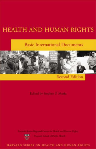 Health and Human Rights: Basic International Documents 9780674023772