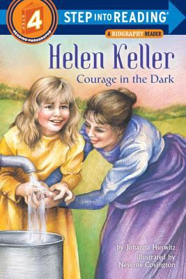 Helen Keller: Courage in the Dark 9780679877059