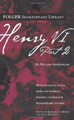 Henry VI Part 2 9780671722678