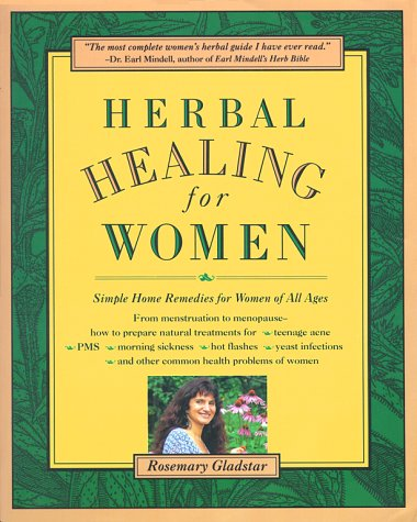 Herbal Healing for Women 9780671767679