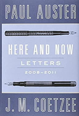 Here and Now: Letters (2008-2011) 9780670026661