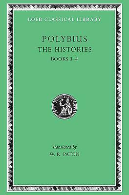 The Histories, Volume II: Books 3-4 9780674991521